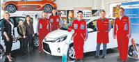 Agence officielle TOYOTA